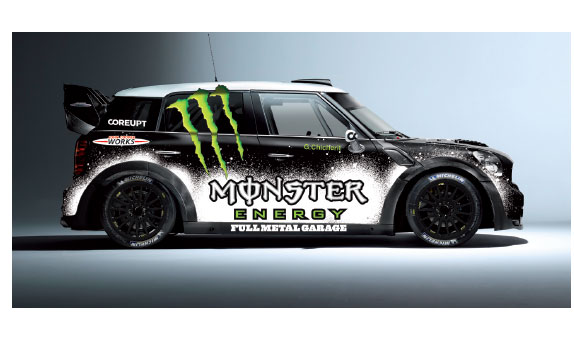 Monster Minicountry