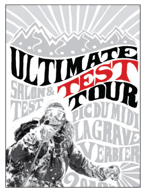 Ultimate  Test Tour